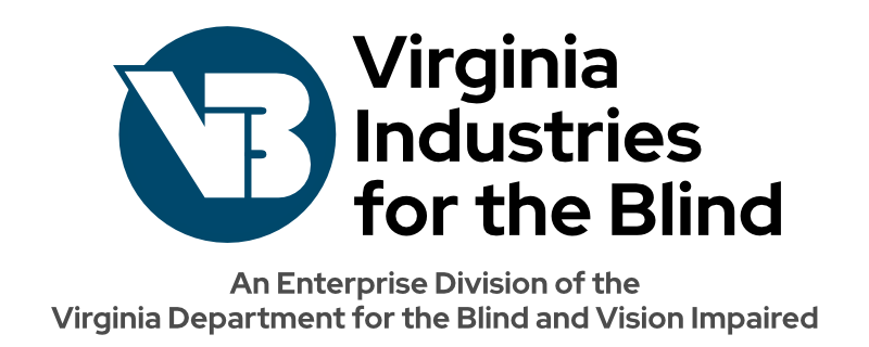 Virginia Industries for the Blind (Logo)